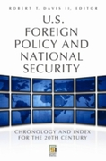 U.S. Foreign Policy and National Securit