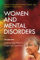 Women and Mental Disorders [4 volumes]