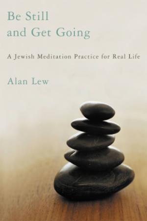 Bilde av Be Still And Get Going: A Jewish Meditation Practice For Real Li