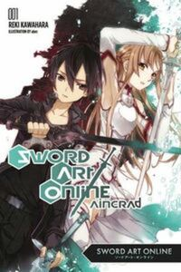 Sword Art Online 1: Aincrad (light novel