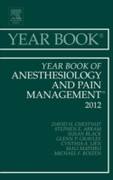 Year Book of Anesthesiology and Pain Man