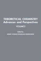 Theoretical Chemistry Advances and Persp