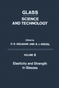 Elasticity and Strength in Glasses