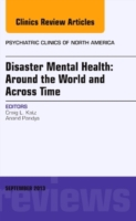 Disaster Mental Health: Around the World