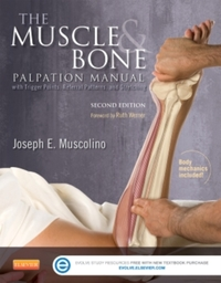 The Muscle and Bone Palpation Manual wit