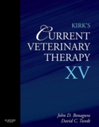 Kirk's Current Veterinary Therapy XV - E