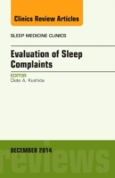 Evaluation of Sleep Complaints, An Issue