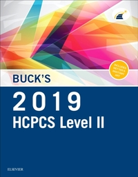 Buck's 2019 HCPCS Level II