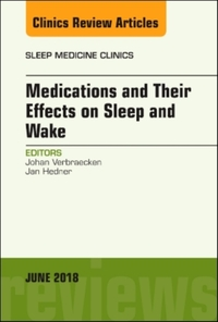 Medications and their Effects on Sleep a
