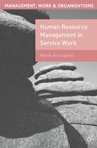 Human Resource Management in Service Wor