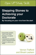 Stepping Stones to Achieving your Doctor