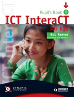 ICT InteraCT for Key Stage 3 Pupil's Boo