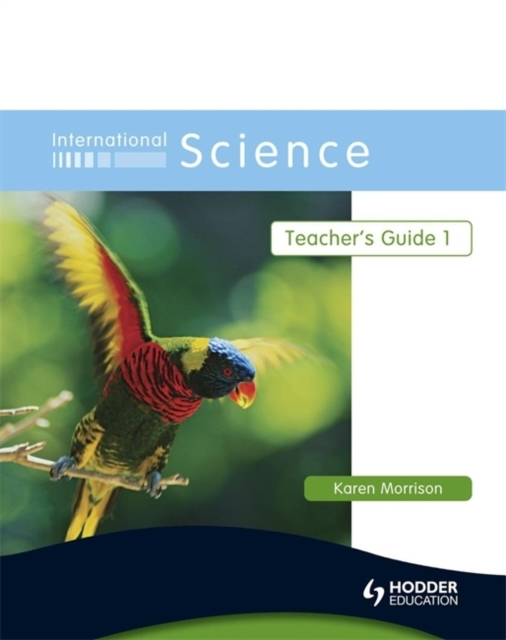 International Science Teacher's Guide 1