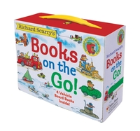 Richard Scarry's Books On The Go Board B
