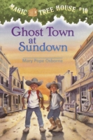 Ghost Town at Sundown