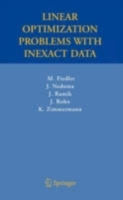 Linear Optimization Problems with Inexac