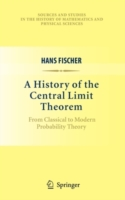 History of the Central Limit Theorem