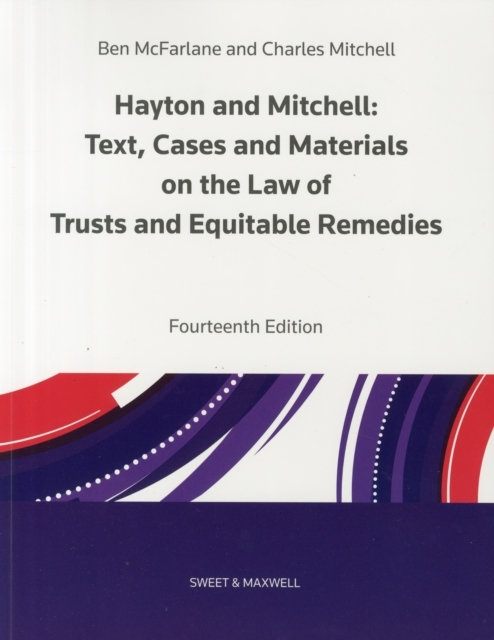 Hayton and Mitchell on the Law of Trusts