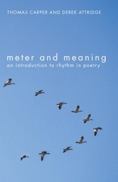 Meter and Meaning