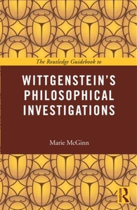 The Routledge Guidebook to Wittgenstein'