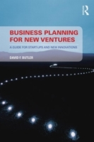 Business Planning for New Ventures