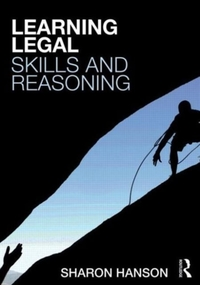 Learning Legal Skills and Reasoning