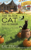 The Black Cat Sees His Shadow