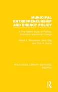 Municipal Entrepreneurship and Energy Po