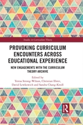 Provoking Curriculum Encounters Across E