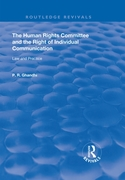 Human Rights Committee and the Right of
