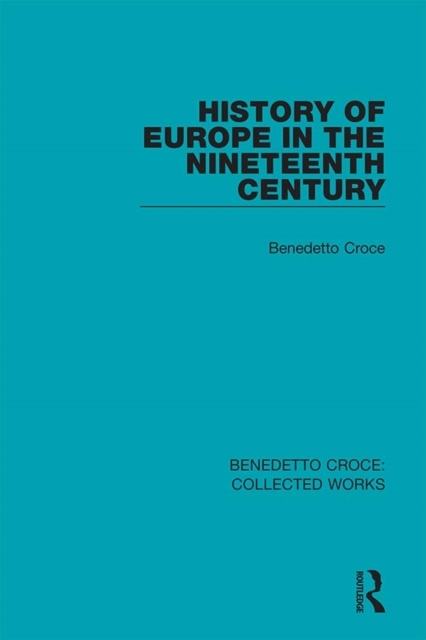 History of Europe in the Nineteenth Cent