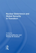 Nuclear Deterrence And Global Security I
