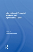 International Financial Markets And Agri