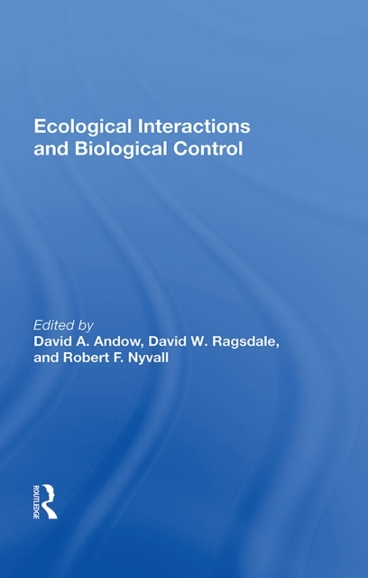 Ecological Interactions And Biological C