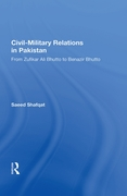 Civil-military Relations In Pakistan