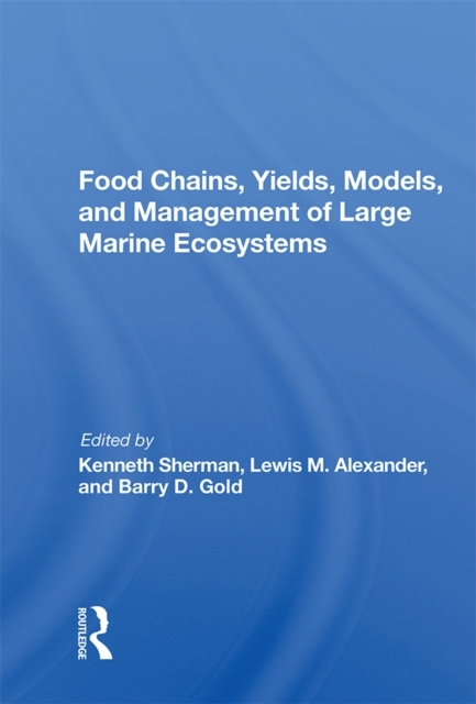 Food Chains, Yields, Models, And Managem