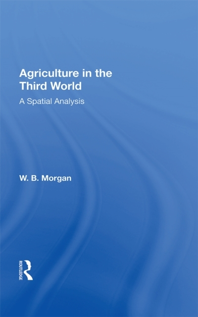 Agriculture In Third Wrl/h
