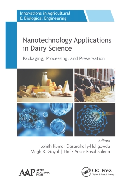 Nanotechnology Applications in Dairy Sci