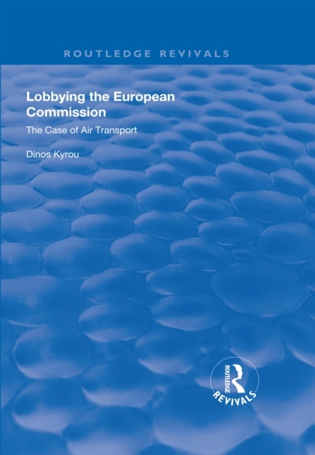 Lobbying in the European Commission