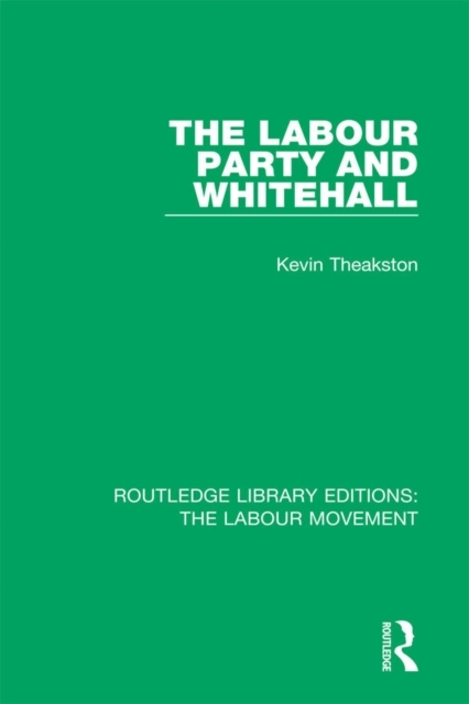 Labour Party and Whitehall