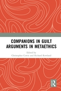Companions in Guilt Arguments in Metaeth