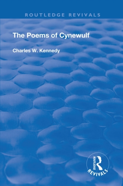 Poems Of Cynewulf (1910)