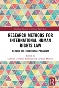 Research Methods for International Human