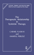 Therapeutic Relationship in Systemic The