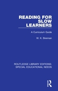 Reading for Slow Learners
