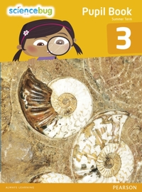 Science Bug Pupil Book Year 3