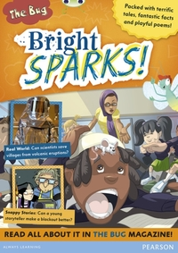 Bug Club Pro Guided Y3 Bright Sparks