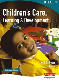 BTEC First Children's Care, Learning and
