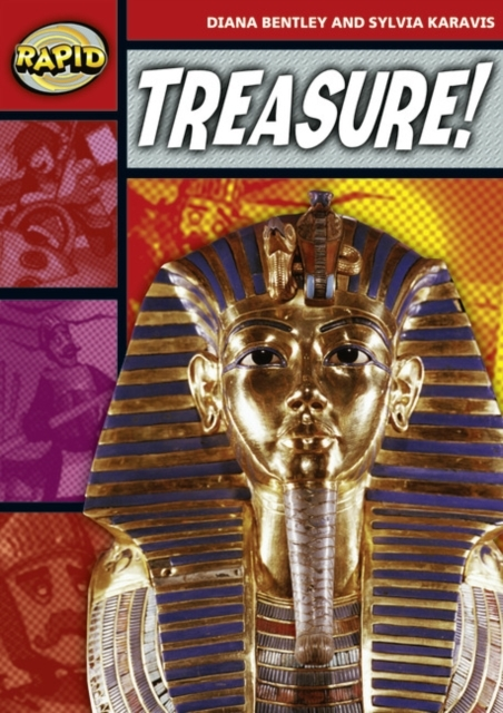 Rapid Stage 2 Set B: Treasure! (Series 1