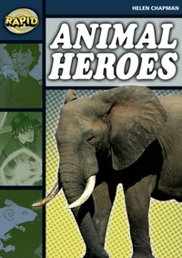 Rapid Stage 6 Set B: Animal Heroes (Seri